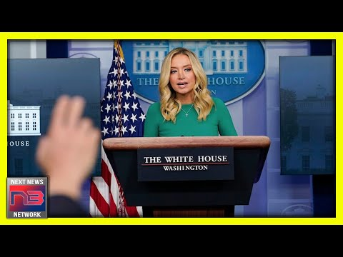 BOOM! Kayleigh McEnany SCORCHES Heckling Reporters During Press Briefing