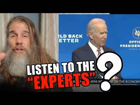 """OPEN YOUR EYES PEOPLE! You MUS LISTEN to These """"EXPERTS"""