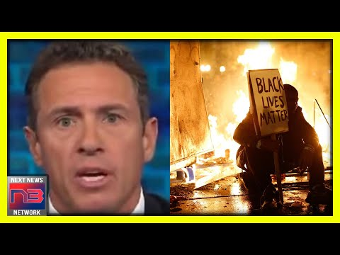 UNREAL! CNN's Chris Cuomo Tries to ERASE His Own Words on BLM Riots but We Have ALL Evidence Here