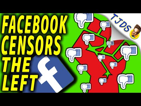 Facebook Bans Left Party Without Explanation.