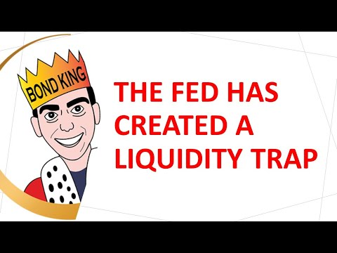 The Fed Has Created a Liquidity Trap