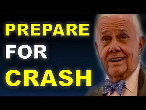 Prepare For Crash (And Why Silver) | Jim Rogers