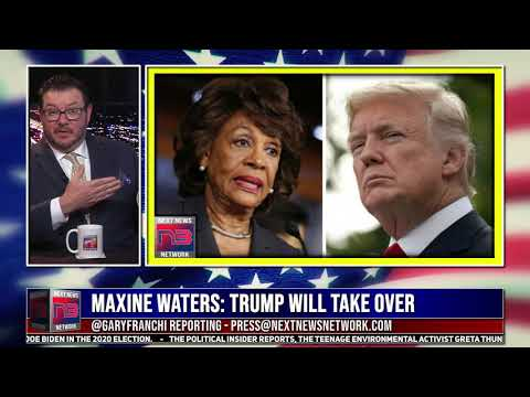OBSESSIVE. Mad Maxine's TDS Has Spread – Here's Her Spewing another DESPERATE Conspiracy