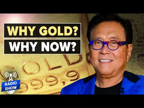 The Real Reason the Elite Count Gold as a Real Asset – EB Tucker and Robert Kiyosaki